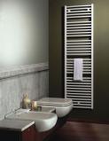 Afbeelding van Brugman Ibiza verticale radiator type Handdoekradiator 1186 x 600