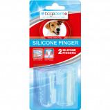 Afbeelding van Bogadent Dental Silicone Finger Gebitsverzorging 2 stuks