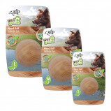 Image of All For Paws Ball Wild and Nature Maracas Wood S