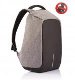 Afbeelding van XD Design Bobby XL Anti Diefstal Rugtas 17'' Grey/ Black Laptop Backpacks