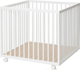 Image of Baby Dan Comfort MINI Playpen White