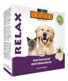 Afbeelding van Biofood Relax Hond/kat Rustgevend/kalmerend 100st.