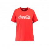 Afbeelding van America Today Coca Cola T shirt rood