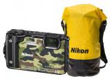 Afbeelding van Nikon Coolpix W300 Camouflage + WP Tas