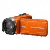 Afbeelding van JVC GZ R445DEU Oranje camcorder