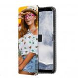 Afbeelding van Galaxy S8 PLUS Portemonnee Hoesje Maken (Voorzijde Bedrukt)