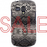 Afbeelding van Xccess Snake Cover Samsung Galaxy S4 I9500/I9505 Black
