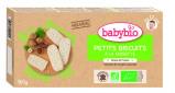 Afbeelding van Babybio Babykoekjes 12+ mnd Nootjes 160 gr