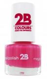 Afbeelding van 2B Nagellak Mega Colours Mini 10 Raspberry Passion