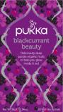 Afbeelding van Pukka Org. Teas Blackcurrant beauty (20 zakjes)