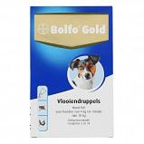 Afbeelding van Bolfo Gold hond 100 4 pipet...