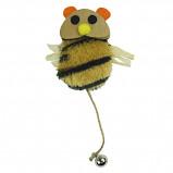 Afbeelding van Crazy Cat Bee Vol Met Catnip