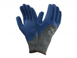 Afbeelding van Ansell Activarmr 80 658 Handschoen Blauw/Groen 8 Handschoenen snijbestendig