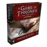 Image of A Game of Thrones LCG 2nd Edition Dragons of the East Deluxe Expansion