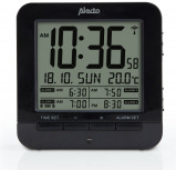 Image of Alecto AK 20 alarm clock with thermometer