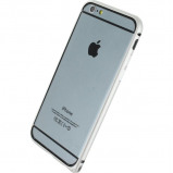 Afbeelding van Rock Arc Slim Guard Bumber Apple iPhone 6 Silver