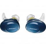 Afbeelding van Bose in ear bluetooth sport koptelefoon soundsport free blauw/geel