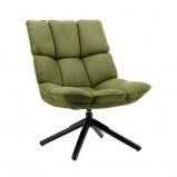 Afbeelding van fauteuil Daan groen