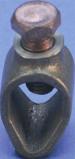 Afbeelding van Aardklem brons voor aardelektrode