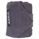 Afbeelding van Anky Bandages Basic Fleece Set van 4 Graphite 3,5m