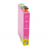 Afbeelding van Geschikt Epson 18XL (T1813) Magenta (inktcartridges) Alleeninkt