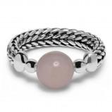 Afbeelding van 004PK Ring zilver maat 16