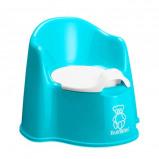 Afbeelding van BabyBjorn BabyBjrn Zetelpotje Turquoise