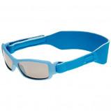 Afbeelding van Haga Eyewear Kinderzonnebril blauw 0 4 jaar 1 stuk