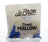 Afbeelding van De Bron Marshmallows suikervrij 12 x 75gr