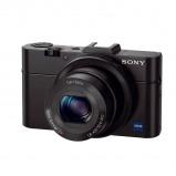 Afbeelding van Sony Cyber shot RX100 II digitale compactcamera Zwart