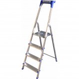 Afbeelding van Alumexx Eco 4 treeds ladder