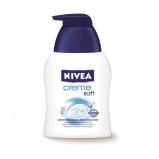 Afbeelding van Nivea Vloeibare Handzeep Creme Soft (250ml)