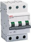 Billede af Aeg Automatsikring C 16a 3p 6ka, 3 Modul