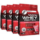 "Bilde av ""100% Whey Protein 4kg Strawberry"""