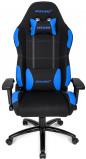 Afbeelding van AK Racing K7012 Gaming Chair Game Stoel (Kleur: blauw/zwart)