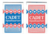 Afbeelding van Speelkaarten Cadet 2 Spellen