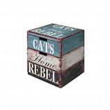 Afbeelding van D&d Cat box Rebel 40x40x50cm
