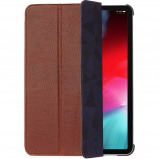 Afbeelding van Decoded Leather Slim Cover 11'' iPad Pro Book Case Bruin