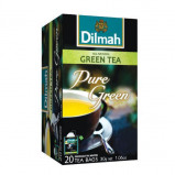 Afbeelding van Dilmah All Natural Green Tea Pure 20st
