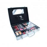 Zdjęcie 2K Beauty Unlimited Train Case zestaw Complete Makeup Palette dla kobiet