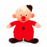 Afbeelding van Bumba Studio 100 lu pluche knuffel 19 cm rood
