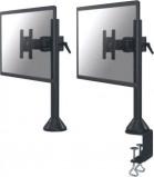 "Afbeelding van Monitorarm Newstar D965 10 30"" met klem zwart Monitorarmen"