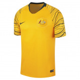 Abbildung von 2018 Australia Stadium Home Men's Football Shirt Gold