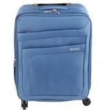 Afbeelding van Adventure Bags Bordlite Expandable Spinner 50cm Blauw koffer