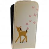 Afbeelding van Mobilize Ultra Slim Flip Case Samsung Galaxy S4 Mini I9195 Birdy Mob