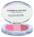 Afbeelding van Benecos Compact Blush Trio Fall In Love Make up