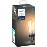 """Bilde av """"Philips Hue W E27 Filament ST64 7W BLT"""""""