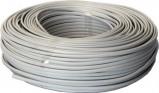Afbeelding van Eb Elektra kabel VMVS 2x0,75 ovaal [wit] per 100 mtr.