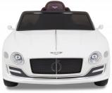 Afbeelding van Bentley kinderauto Continental wit