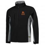 Abbildung von 1 St. Softshell Jacken mit Logo Bi ColorTJ2000 ab 11 Tagen